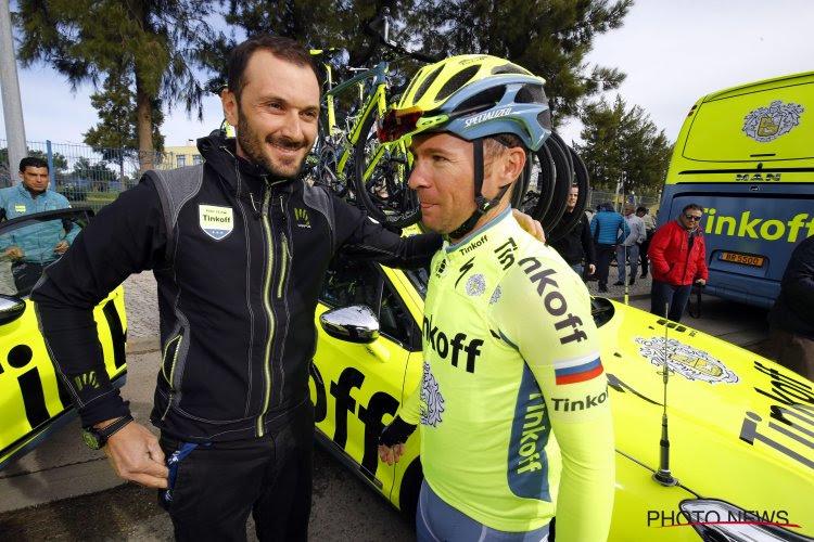 """Basso zet geen tegenaanval in na kritiek van Armstrong: """"Lance had hoe dan ook zelfde palmares gehad"""""""