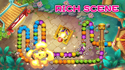 Marble Dash-2020 Free Puzzle Games apkpoly screenshots 4