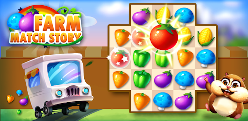 New Harvest swap game,Download Farm Harvest match 3 for free Now