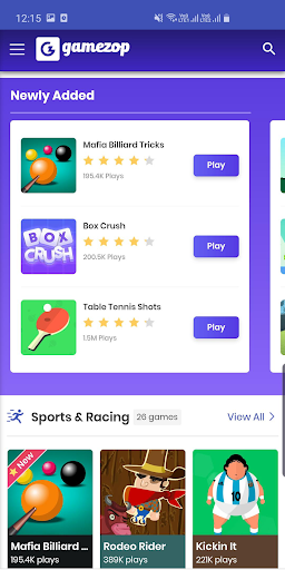 250 games in 1 app 5.3.11 screenshots 3