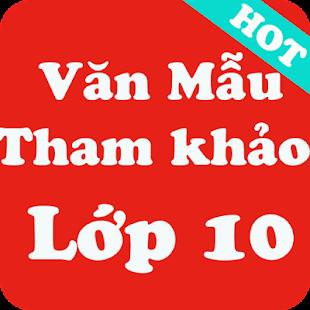 Học Tốt Ngữ Văn 10 - Văn Mẫu Tham Khảo 10 - náhled