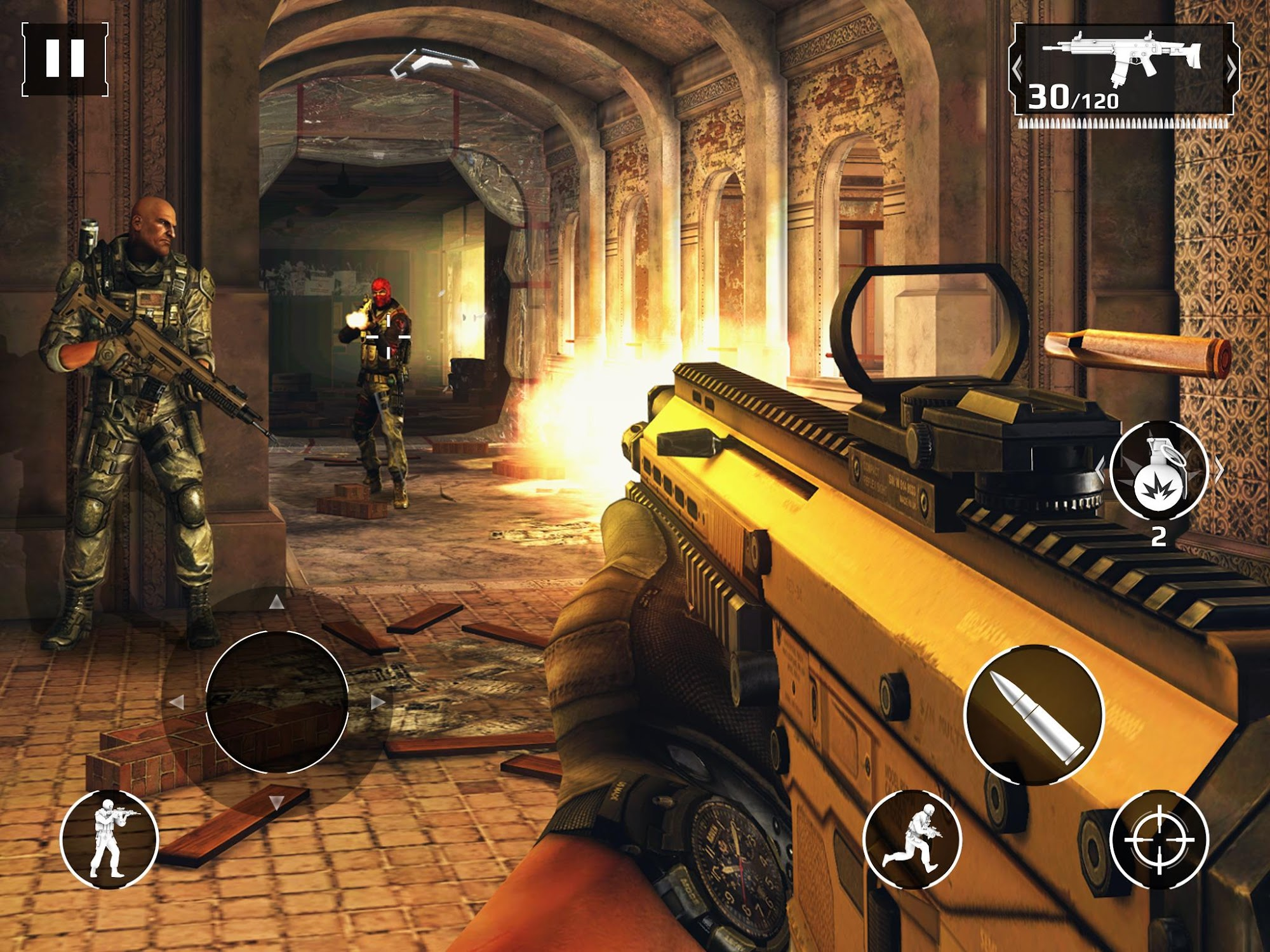 Modern Combat 5: Blackout screenshot #6