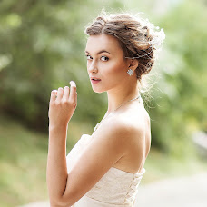 Wedding photographer Anyuta Ontikova (Ontikovaphoto). Photo of 26.09.2015