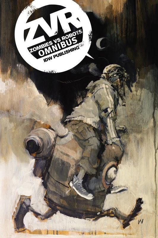Zombies vs. Robots Omnibus (2015)