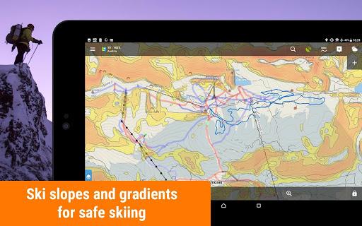 Locus Map Free - Hiking GPS navigation and maps 3.48.2 Screenshots 15