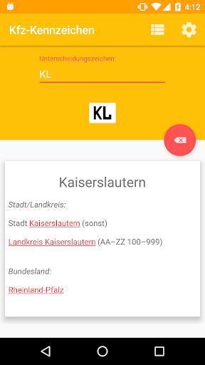 German License Plates  screenshots 2
