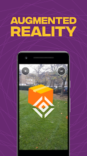 Snatch - Augmented Reality Treasure Hunt Game- screenshot thumbnail
