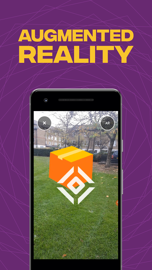 Snatch - Augmented Reality Treasure Hunt Game- screenshot