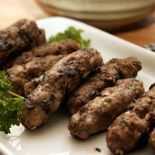 Balkan Grilled Minced Meat