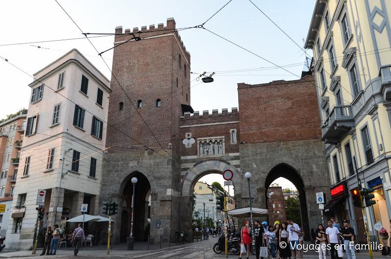 Milan Porta Ticinese