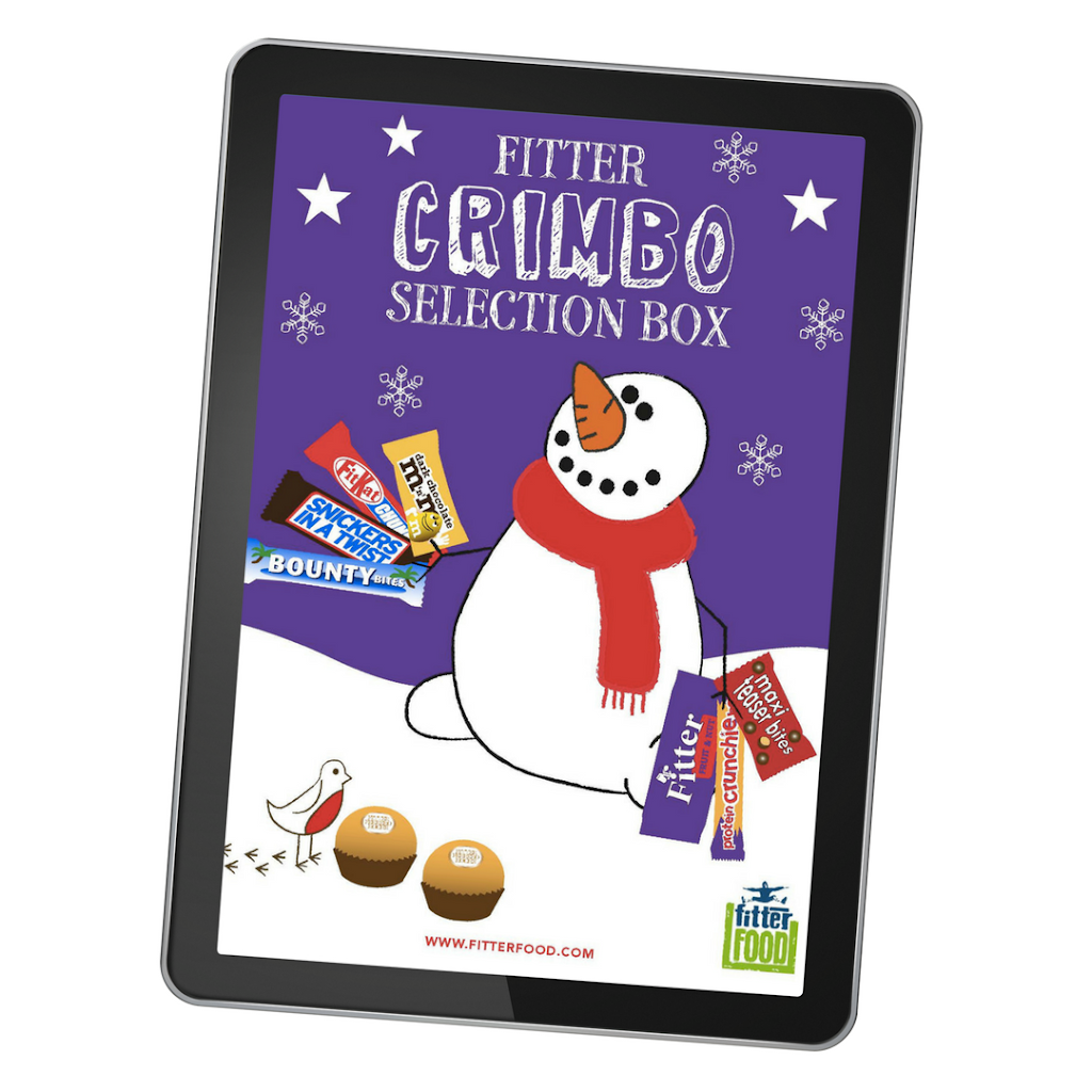 Fitter Chrimbo Selection Box