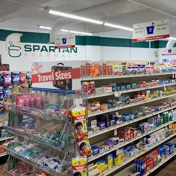 Benzer pharmacy, tampa, fl, michael blackburn. Spartan Pharmacy   Pointy