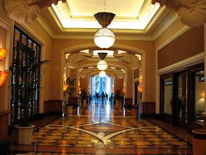 Photo: Walkway in Atlantis