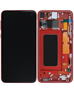 Galaxy S10e Display Red