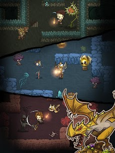The Greedy Cave MOD (Unlimited Money/Gems) 8