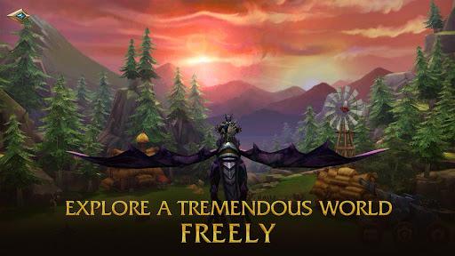 PC u7528 Era of Legends - World of dragon magic in MMORPG 2