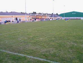 Photo: 04/04/07 v Wootton Bassett Town (Hellenic League Division One West) - contributed by David Norcliffe