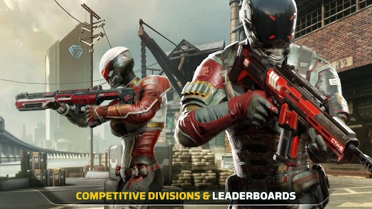 Modern Combat Versus: New Online Multiplayer FPS MOD Apk (Unlimited Money) 3