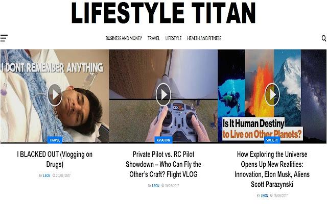 Lifestyle Titan