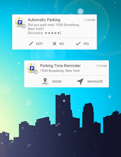 ParKing Reminder: Find my car, Automatic- screenshot thumbnail