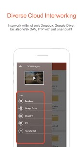 GOM Player 1.5.0 [Mod + APK] Android 3