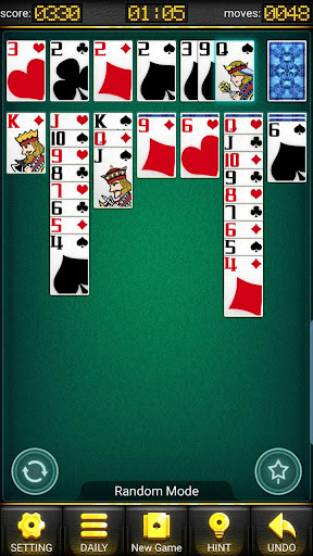 Solitaire- Daily Challenge Card Game android2mod screenshots 1