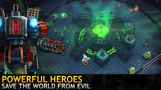 Last Hope TD - Zombie Tower Defense Games Offline Screenshot