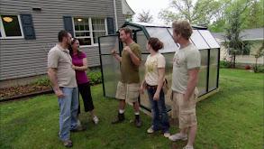Build a Greenhouse; Cork Flooring; Relocate Bathroom Door thumbnail