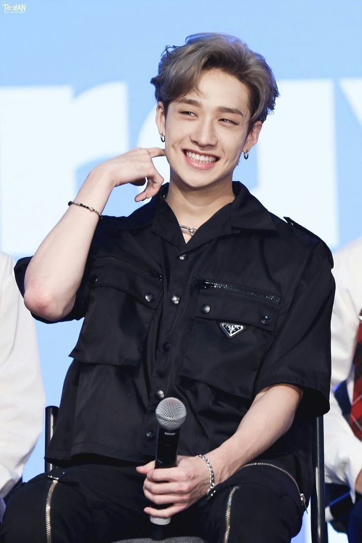 stray kis bang chan