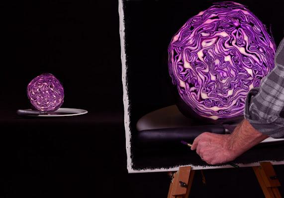 Purple texture di soldato