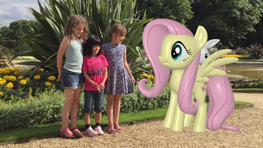 My Little Pony AR Guide screenshot