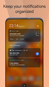 Mi Control Center: Notifications and Quick Actions 5