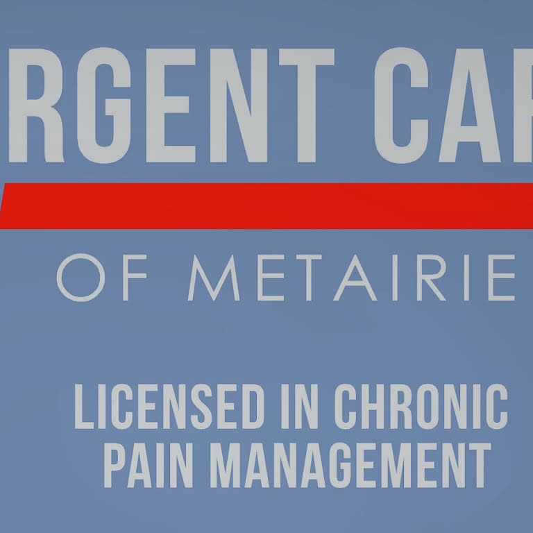 Urgent Care Of Metairie Pain Management Physician In Metairie