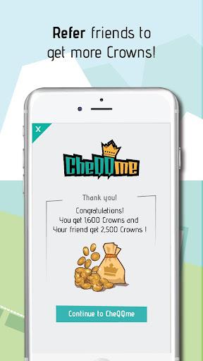 CheQQme. 2.1.81 screenshots 6