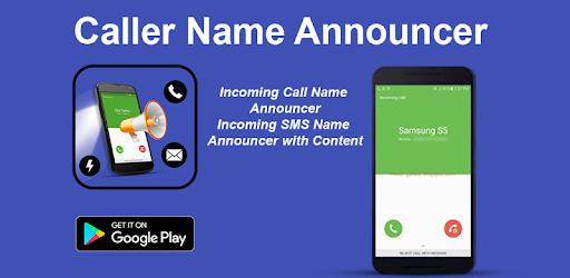 Caller Name Announcer for PC