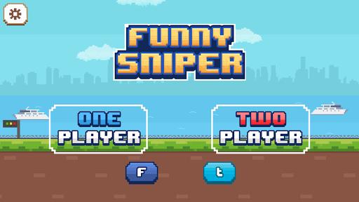 Funny Snipers - 2 Player Games 1.8 screenshots 4