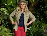 Emily Atack looking for love on I'm A Celebrity