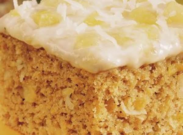 Kit's Banana Cake....