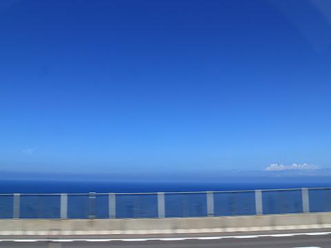 WILLER(網走バス)「レストランバス」 札幌8888 車窓 その1