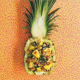 Hot Stuff! Pineapple, Ginger And XO Fried Rice.