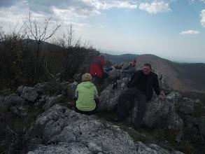 Photo: Na Velikom Vranju, 884 m (Mikša, Viki, Bilja i Zoki)