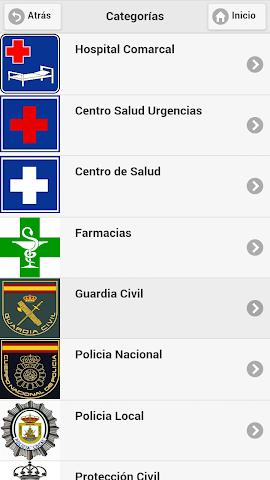 android Movilidad Sanlúcar de Bda. Screenshot 2