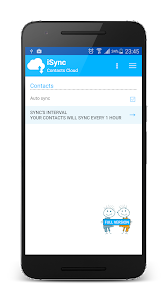Sync Contacts Cloud screenshot 9