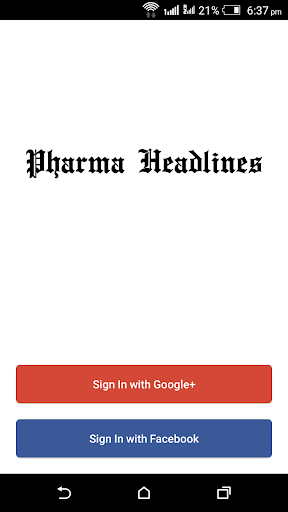 Pharma Headlines