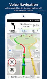 Navmii GPS World (Navfree) Screenshot 3
