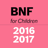 BNF for Children 2016-2017