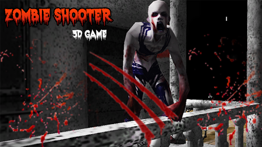 Zombie Dead Target 2019 3D : Zombie Shooting Game cheat screenshots 1