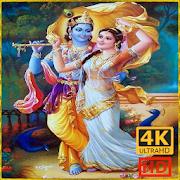 Radha Krishna Live Wallpaper HD 4K