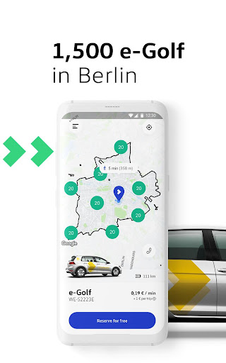 WeShare Car Sharing 1.25.6204 screenshots 3