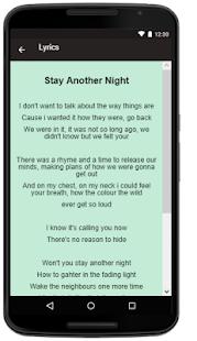 Chris Ayer Songs+Lyrics - náhled